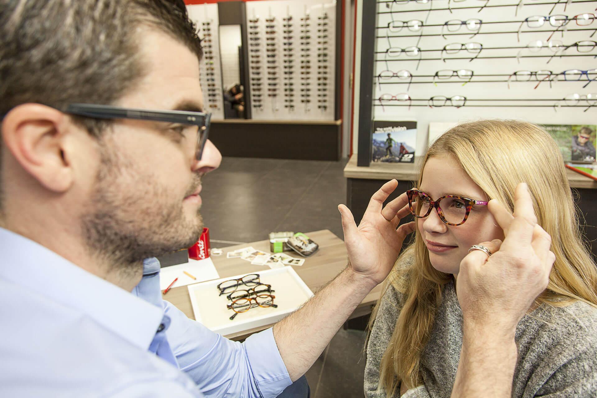 Optique pour enfants - Opticien à Nîmes La Belle Vision