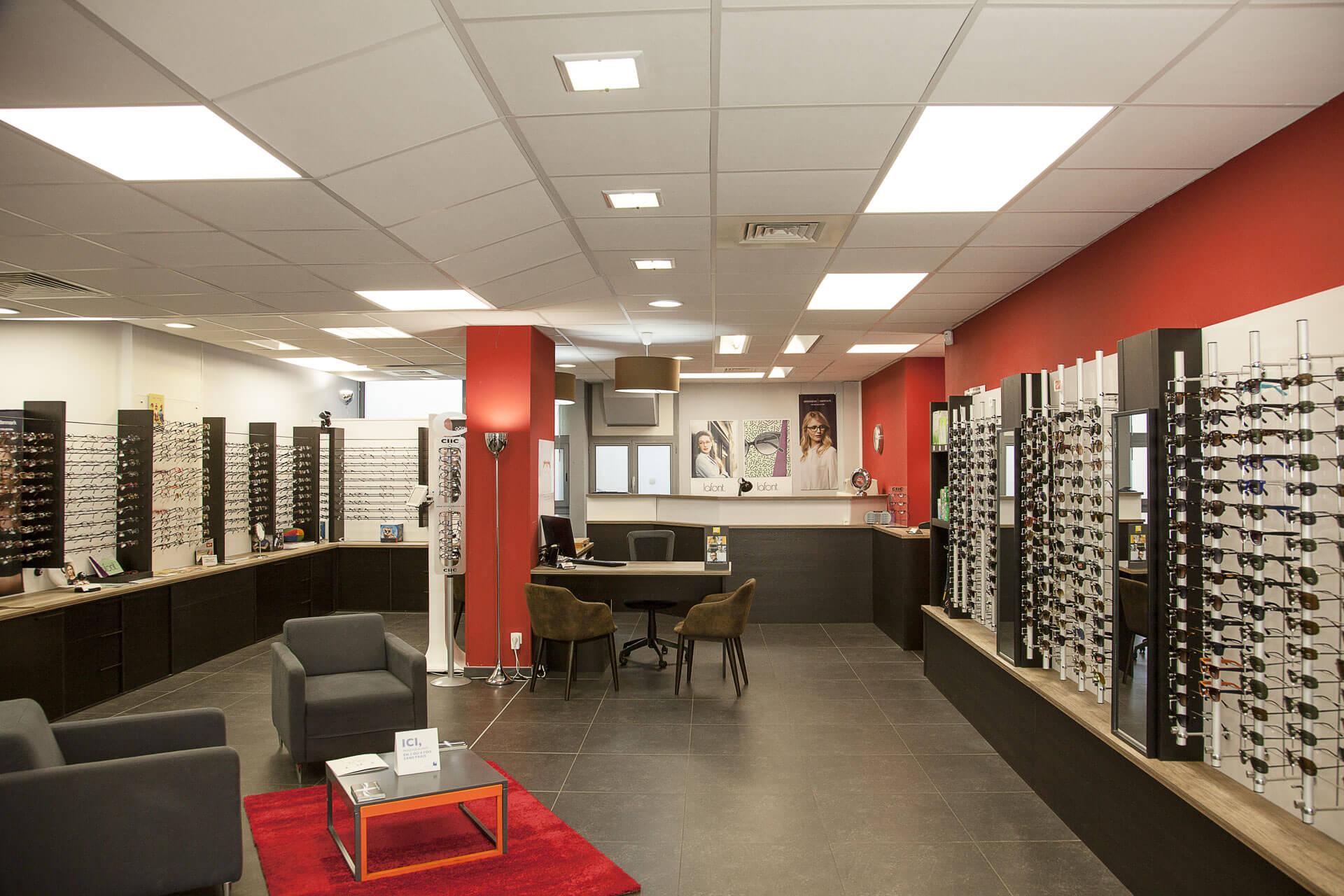 Préparer sa visite chez l'opticien La Belle Vision - Nîmes