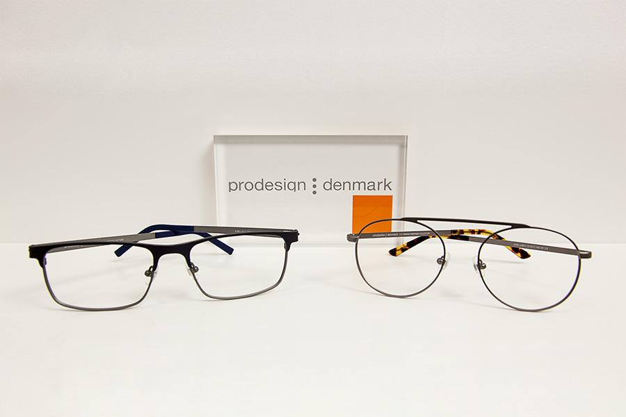 Les nouveautés - nouvelles collections lunettes ProDesign - opticien à Nîmes