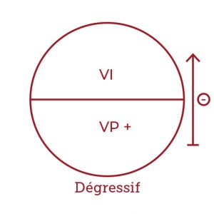 Votre correction : schéma vision dégressive | La Belle Vision